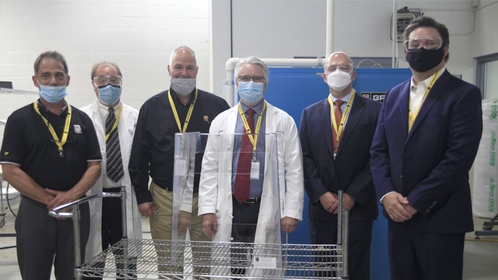 Magee Plastics Teams With Allegheny Health Network