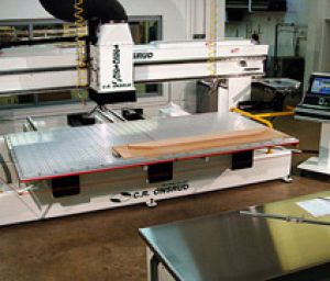 3 Axis CNC Equipment